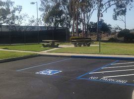 parking lot asphalt repair in san diego
